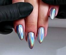 Idealnie holograficzne paznokcie ♡ Holo Manix (nowość w Indigo)