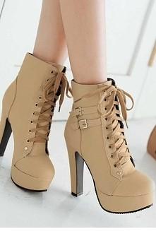 Hej dziewczyny ! :* Co sądzicie o tych botkach ? Mam zamiar sobie je kupić ale nie jestem do końca pewna swojego wyboru ..