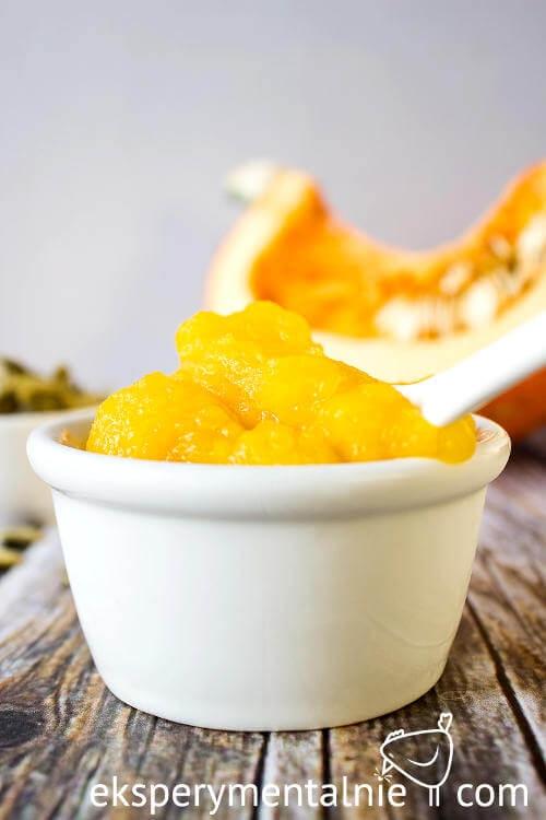 Jak zrobić puree z dyni - prosty sposób - How to make pumpkin puree - Eksperymentuj z życiem