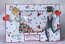 Personalizowana kartka ślub...
