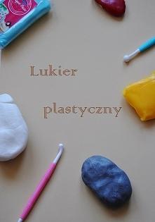 lukier plastyczny