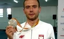 Michał Derus wywalczył srebrny medal w prestiżowym biegu na 100 m.!! :-)