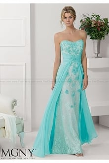 Mori Lee Evening Gown 71112