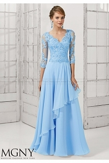 Mori Lee Evening Gown 71110
