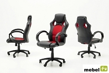 Sportowy fotel biurowy ROLLER