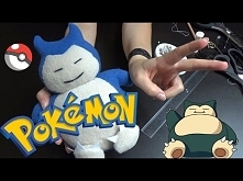 Speed Sewing: Snorlax