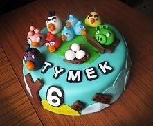 Jeszcze przed wakacjami były w kinach, dziś wskoczyły na tort :) Którego byście spróbowali? Wszystkie jadalne :)