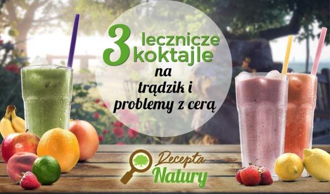 """Więcej porad i przepisów na www. receptanatury. pl recepta natury, """"domowe kosmetyki"""", """"organiczne kosmetyki"""", biokosmetyki, """"naturalne kosmetyki"""", """"ekokosmetyki"""", """"kosmetyki bez chemii"""", """"kosmetyki bez parabenów"""", """"babcine przepisy"""", """"babcine receptury"""", przepisy, kosmetyki, receptury, porady, maseczki, peelingi, olejki, uroda, diy, """"kosmetyki własnoręczne"""", """"kosmetyki z krótkim terminem"""", """"kosmetyki bez parabenów"""", """"pielęgnacja twarzy"""", """"pielęgnacja włosów"""", """"pielęgnacja ciała"""", makijaż, """"higiena intymna"""", uroda, """"dbanie o siebie"""" koktajle dieta na trądzik i problemy z cerą"""