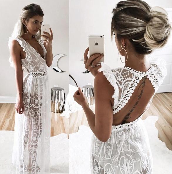 Hot Long Dresses Inspiracje 18092016 od Lady_JZ z 18 września - najlepsze stylizacje i ciuszki