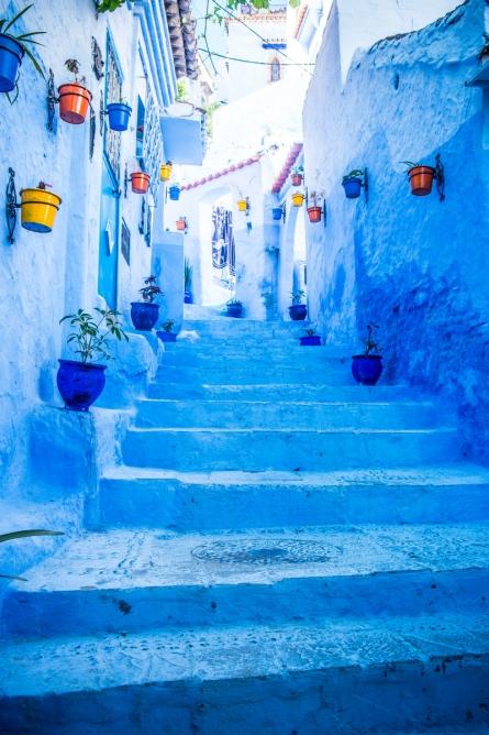 Szafszawan Maroko ❤