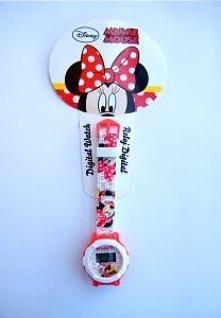 Zegarek naręczny z Minnie D...