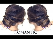 5-MINUTE Romantic Bun Hairstyle   EASY Updo Hairstyles