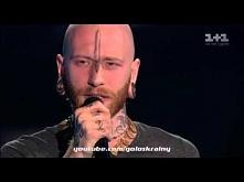 The Voice - Ukraine - Pierre Edel Whole Lotta Love 'Led Zeppelin' High Quality
