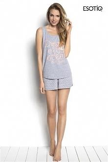 40% TANIEJ!!!  Piżama z szortami teraz w super cenie w Olive.pl!