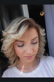 fryzura oraz makijaż wesele...