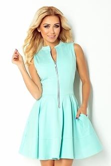 Cudowna rozkloszowana sukienka <3 Kliknij w zdjęcie i przejdź do sklepu e-...