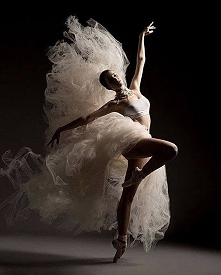 And, something magical...Virginia Lensi, photo by Rachel Neville.