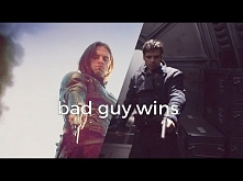Winter Soldier vs Bucky || bad guy wins