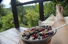 Owoce z ogrodu :-)