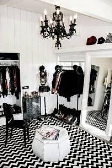 jak urządzić garderobę? wpis z inspiracjami na blogu (klik w obrazek)
