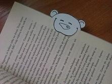 Moja zakładka do książki :)