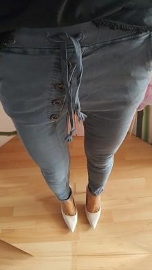 spodnie baggy 120 zł