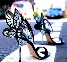 Buciki ze skrzydełkami... :)