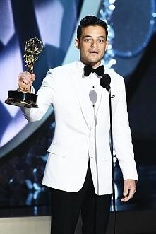 Rami wygrał swoje pierwsze Emmy <3 Jestem taka dumna *-*