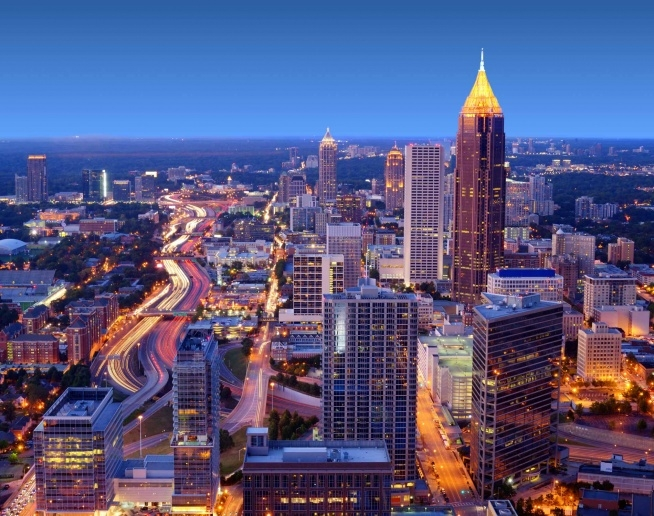 Atlanta ❤