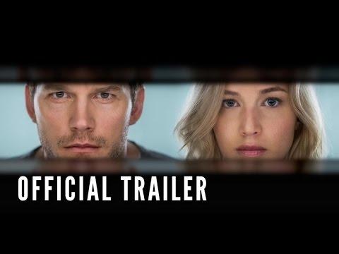 PASSENGERS - Official Trailer   Zapowiada się epicko!