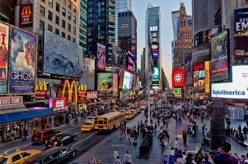 Nowy Jork <333