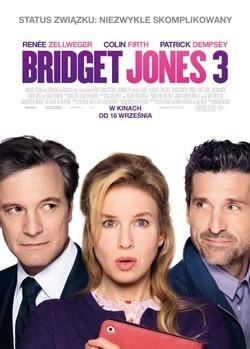 Bridget Jones 3- są tu fanki tej kobietki? Widziałyście nową część? Jakie są wasze opinie? Mi się bardzo podobał, kilka słów o tym na blogu. Wybieracie się?