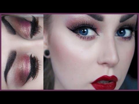 Seductive Pink Makeup Tutorial ı Evelina Hellman