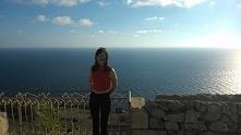 Choć nie wygląda, to jednak nim jest... Morze Śródziemne.