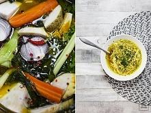 Vegebulion – 100% wegańska zdrowa zupa Nie napracujecie się przy tej zupie. Warzyw nawet nie trzeba obierać, wystarczy je tylko porządnie wyszorować. To stuprocentowo wegańska, ...