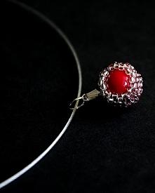 Więcej biżuterii rękodzieła na www. facebook. com/MSsoutache/ - bez spacji, p...
