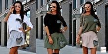 Spódniczka i bluzka   ZAPRASZAM NA FACEBOOK SiSunia shop      NOWA KOLEKCJA JUŻ DZIŚ