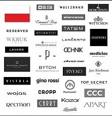 30 marek odzieżowych które powinna znać