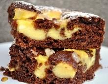 Ciasto najprostsze pod słoń...