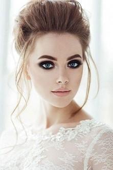 ciemne oko na ślub?