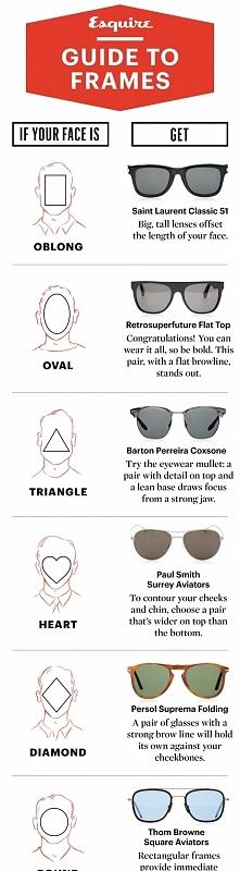 Jak dobrać okulary do kszta...