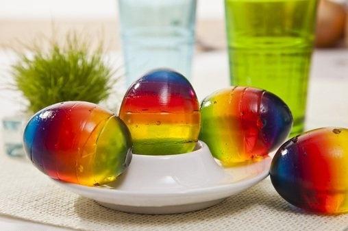 Super pomysł na dekorację i deser w jednej postaci na Wielkanoc!