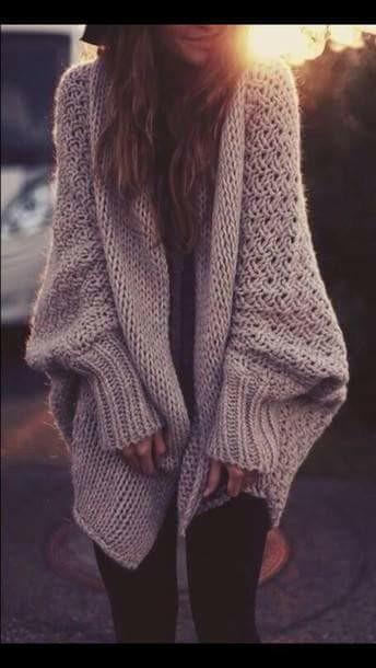 Sezon na sweterki rozpoczęty! <3