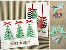 Christmas Cards DIY :)