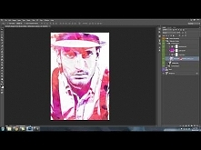 Watercolor and Pencil Photoshop Action Tutorial