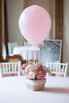Dekoracja z balonem 2