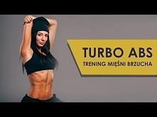 Turbo Abs - Intensywny Trening Mięśni Brzucha Szybki trening na płaski i umię...