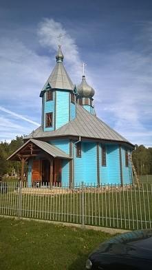 Cerkiew... Podlasie