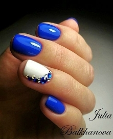 Ładny kolor :)