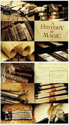 A history of magic
